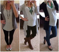 Thrifty Wife, Happy Life: Making the Most of your Non-Maternity Clothes