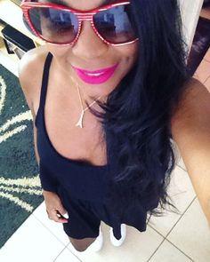 Acabei esquecendo de mostrar o look de segunda. #banggood#lookdodia#dujour#fashionblogger#bleudame#vestidopretto#tenisbranco#shoes#dress#cristinabellei#bornprettystore#banggoodfashion#banggoodbrasil