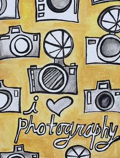 i love photography! by .elsie*cake., via Flickr
