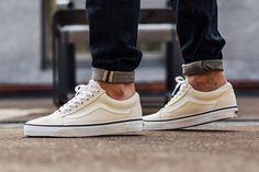 "Vans Old Skool ""Classic White"" - EU Kicks: Sneaker Magazine"