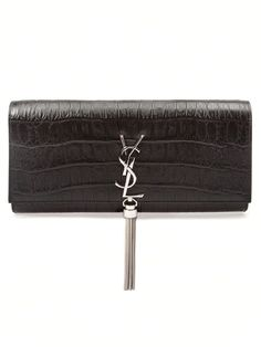 Saint Laurent 'monogram' Clutch - Larizia - Farfetch.com