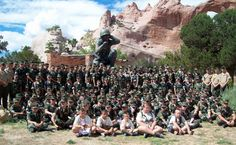 Young marines program, age 8-18