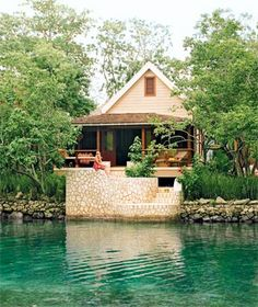 Visit the Goldeneye Hotel and Resort in Jamaica (The former home-turned-resort of James Bond creator, Ian Fleming) Romantic Getaway, Most Romantic, Goldeneye Jamaica, The Places Youll Go, Places To Visit, Hotels And Resorts, Luxury Hotels, Travel And Leisure, Places To Travel