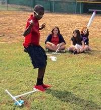 Kannapolis rocket challenge launches students toward success
