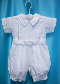 Boy's Christening Outfit