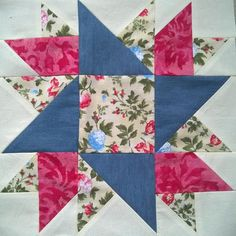 .: Bloco de patchwork!!!
