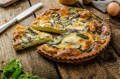 Ispanaklı peynirli kiş tarifiyle kolayca hazırlayacağınız kiş hamurunu ıspanaklı kırmızı soğanlı nefis bir iç harçla lezzetlendirmeye ne dersiniz?