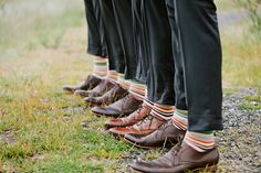 love brown dress shoes.