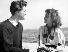 Anne et Gerard Philipe