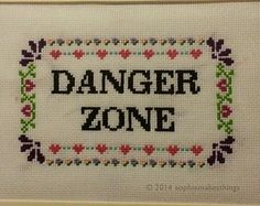 Archer DANGER ZONE Q
