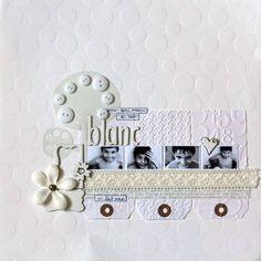 all white layout.....gorgeous!!!