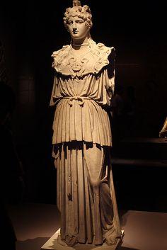 Atenea  Θεά Αθηνά