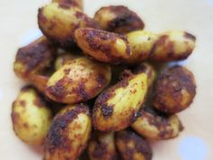 Spicy Knuspermandeln