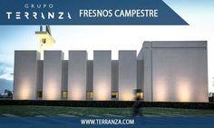 Fresnos Campestre es un desarrollo Elegante pensado para todos. Estamos construyendo tu patrimonio en  #Aguascalientes  Busca más información en: terranza.com/