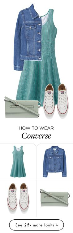 """Random Walk"" by pure-vnom on Polyvore featuring prAna, MANGO, Converse and RED Valentino"