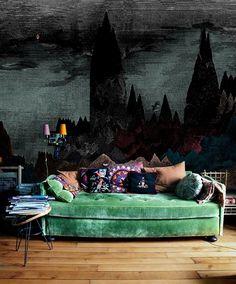 Een beetje kleur in huis zorgt voor een gezellige sfeer, maar meestal kiezen we toch voor…