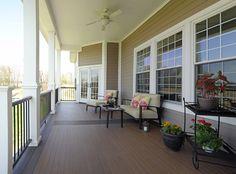 Porch Design ideas | Porch Flooring & Building Materials | AZEK