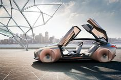 BMW Vision Next 100 exterior side Maybe something for 3D Printer Chat?