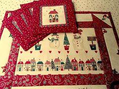 Christmast Home ... podšálky 4 ks