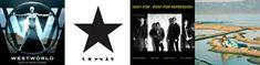 "BEST MUSIC: 2016!___ ⬤ Ramin Djawadi  ""Westworld: Season 1"" David Bowie, Iggy Pop, Weyes Blood.___ ➜ Click the pic hear the 3 MUSIC PLAYERS!"