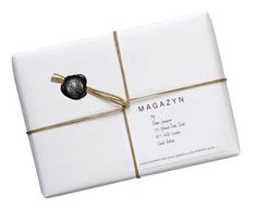 magazyn gift wrapping