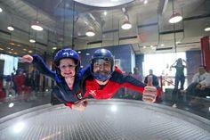 Frisco, TX: iFLY Indoor Skydiving