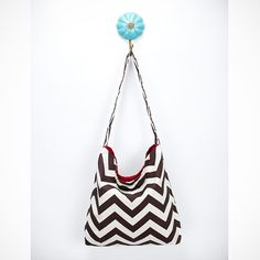 The Slouch Hobo Style Bag PDF Sewing Pattern and by alifoster, $6.00 - I have made several of these!