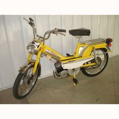 Vintage 1976 Motobecane 50cc Mobylette Moped