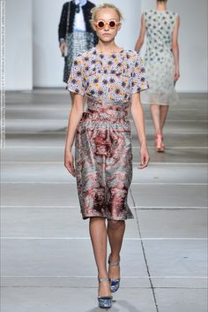 Michael van der Ham (Spring-Summer 2015) R-T-W Collection at London Fashion Week  #AgneKonciute #AleciaMorais #AlmaDurand #AntoninaVasylchenko #BenteSteffens #CatarinaSantos #EleanorDavies #EwaSillem #GabyLoader #GraceAnderson #GraceBooth #JiYoungKwak #JosefinGustafsson #KseniaGolubeva #LenaSparrowVorobeva #London #MadisonLeyes #MargaritaPugovka #MariinaKeskitalo #MaudLeFort #MelanieCulley #MichaelvanderHam #SavannahHall #WiktoriaPomes