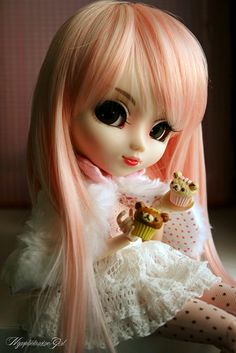 Chloé (Pullip Alte) by ·Nymphetamine Girl·, via Flickr