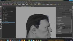 Making-of showing my workflow for create hair using Maya, Zbrush, PaintEffect and/or Shave'n Haircut. It's on my current personal project : Superman. Edit : Final…
