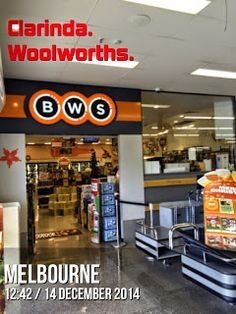Design supermarket layout so that customers have to enter and exit through liquor store to reach their groceries   Woolworths Supermarket - The Fresh Food People  Alcohol Food-And-Drinks Ideas Liquor-Store Melbourne Supermarket