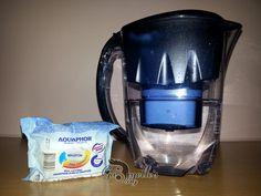 Recenzie: cana pentru filtrat apa Aquaphor Amethyst
