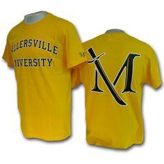 Go #Millersville #Marauders!
