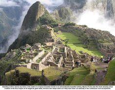 Machu Picchu, Inca Empire.