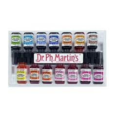 Dr. Ph. Martin's Radiant Concentrated Water Color Bottles... https://www.amazon.com/dp/B001G7PDB2/ref=cm_sw_r_pi_dp_x_5nZVybKC4JN2E