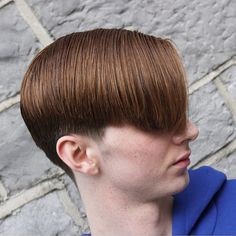 60 Hair Color Ideas for Men You Shouldn't Be Afraid to Try! - Men Hairstyles World 60 Ideen für Mens Hairstyles With Beard, Boys Long Hairstyles, Undercut Hairstyles, Popular Haircuts, Cool Haircuts, Haircuts For Men, Mens Hair Colour, Hair Color, Undercut Women