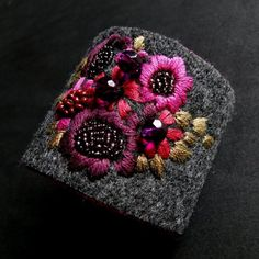 purpurowabransola (proj. agat.handmade), do kupienia w DecoBazaar.com