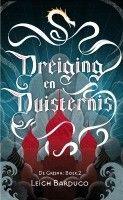 """boekperweek 16/53   Mijn recensie (★★★★☆) over """"Dreiging en duisternis"""" (Grisha 2) van Leigh Bardugo   http://www.ikvindlezenleuk.nl/2015/03/leigh-bardugo-dreiging-en-duisternis-grisha-2/"""