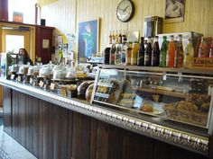 Balzac's Coffee in Stratford, Ontario - A magnificent coffee shop  http://www.balzacs.com