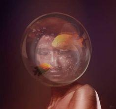 Surreal photography by Bojan Jevtić