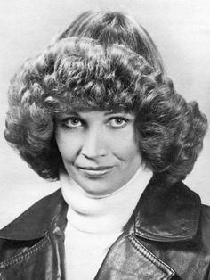 Herrlichen Frisuren 1970 Mushroom Hair 70s Hair Hair Humor
