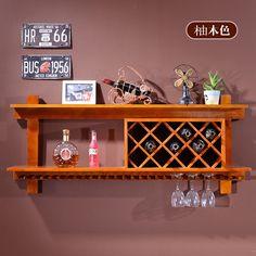 Wood Rack, Wood Wine Racks, Diy Wooden Projects, Wooden Diy, Bar Pallet, Bar Furniture, Furniture Design, Home Wine Bar, Wine Rack Design