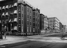 Joseph Richardson's Spite House, Corner of Lexington Avenue and 82nd Street, New York, New York, 19th or 20th century.