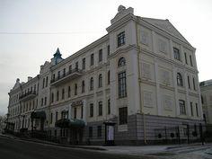 極東美術館 Far Eastern museum of art ◆ハバロフスク - Wikipedia https://ja.wikipedia.org/wiki/%E3%83%8F%E3%83%90%E3%83%AD%E3%83%95%E3%82%B9%E3%82%AF #Khabarovsk