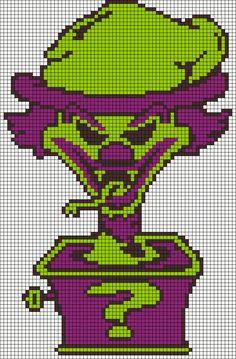 Alpha friendship bracelet pattern added by purpLhaze. Pixel Art Templates, Perler Bead Templates, Bead Loom Patterns, Perler Patterns, Perler Bead Art, Perler Beads, Fuse Beads, Cross Stitch Designs, Cross Stitch Patterns