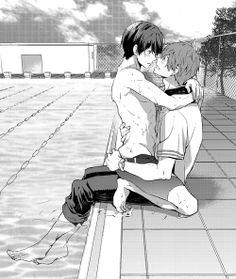 Kawaii Boys Haru x Mako