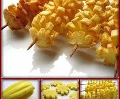 Kartoffelspieß