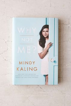 Why Not Me? By Mindy Kaling - Urban Outfitters