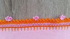 Gehaakt randje (met beschrijving) / crochet edging (with pattern)